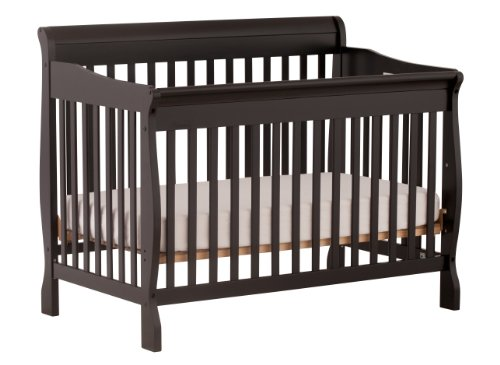 Shopping Stork Craft Modena 4 In 1 Fixed Side Convertible