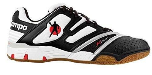 Kempa Performer da uomo scarpe sportive-Pallamano, Black - black, 36 (EU)