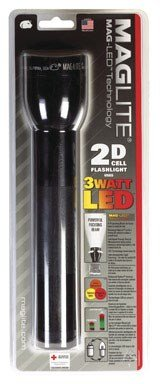 Maglite Flashlight 2 D Carded