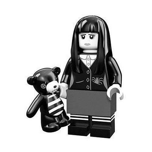 Lego Minifigure - Series 12 - Spooky Girl - 71007