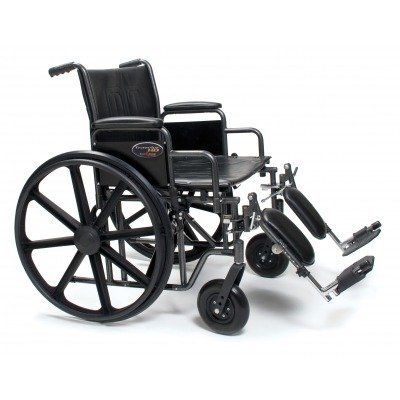 Traveler HD Wheelchair Seat Size: 24