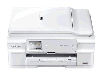 【Web限定モデル】BROTHER A4インクジェット複合機 PRIVIO 白モデル DCP-J952N-ECO-W