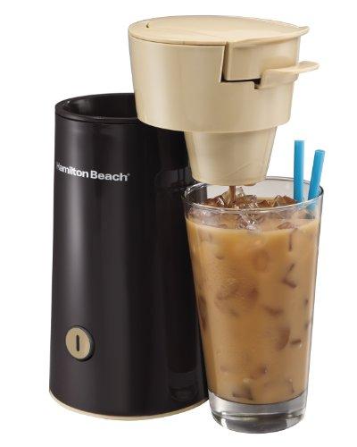 Hamilton Beach 40915 Iced Coffee Brewer, Brown