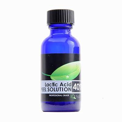 IQ Natural 40% Lactic Acid Peel, Clear Acne & Firm Skin