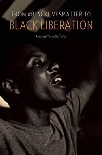 Book Cover: From #blacklivesmatter to black liberation