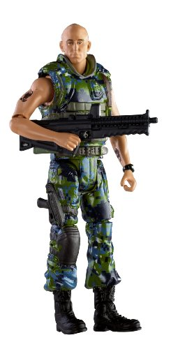 Image of James Cameron's Avatar RDA Corporal Lyle Wainfleet Action Figure