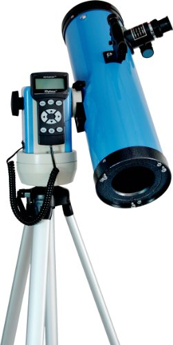 Ioptron 9503B-A Smartstar-N114 Computerized Telescope - Astro Blue With Carry Bag