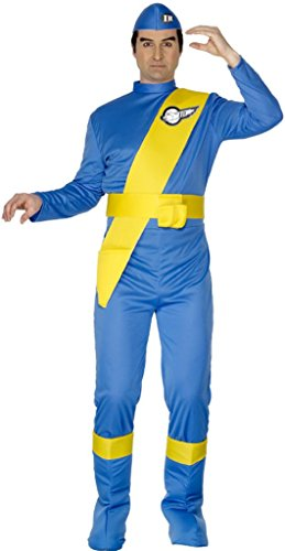 Smiffys Thunderbirds Virgil Costume