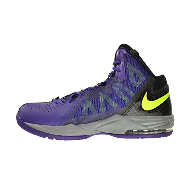 Nike Air Max Stutter Step 2 Men's Shoes BlackMetallic Silver Court Purple Clay Grey 653455 006 (10.5 D(M) US) 84,95 $ Kup dziś!  $84.95 Buy today!
