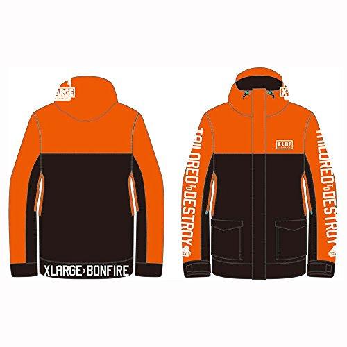 ボンファイア ボンファイア BONFIRE M XLBF MOUNTAIN JK ジャケット ボードウエア 15FW L380286 Org オレンジ M【Mens】
