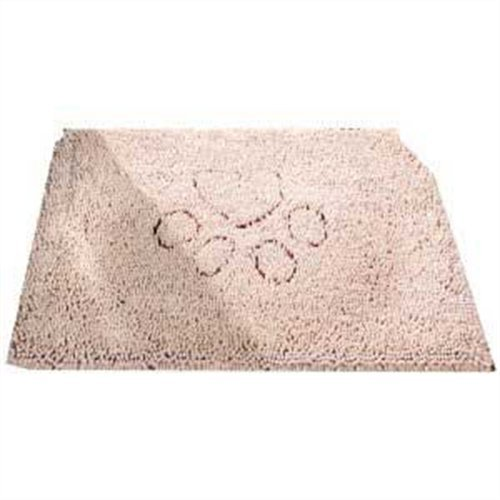 Dog Gone Smart Medium Dirty Dog Doormat, Khaki