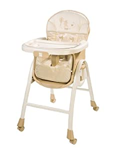 Nature's Purest Complete Comfort High Chair, Hug Me