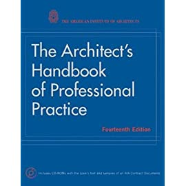 Architect's Handbook of Professional Practice, 14th Edition