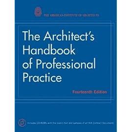 Architect's Handbook of Professional Practice, 14th Edition