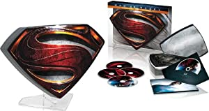 Man of Steel Collector's Edition (Blu-ray 3D + Blu-ray + DVD +UltraViolet Combo Pack) by Warner Home Video