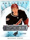 2012-13 Artifacts #190 Michael Stone RC/999