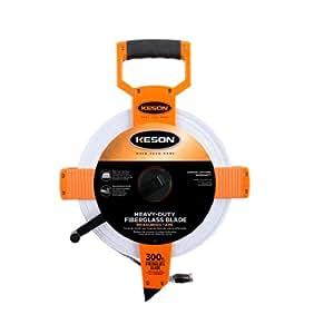 Keson OTR18-300 300 Fiberglass Measuring Tape