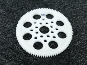3Racing #3R/3Rac-Sg4895 48 Pitch Spur Gear 95T For Most Rc Cars