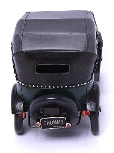 Model Car - Austin 7 Chummy - Retro Tin Model