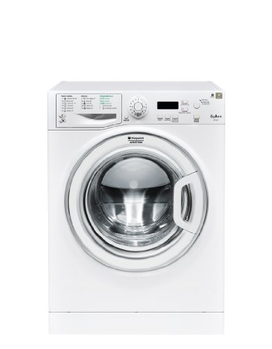 Hotpoint-Ariston WMF 802 IT Lave linge 8 kg 1000 trs/min A++ Blanc