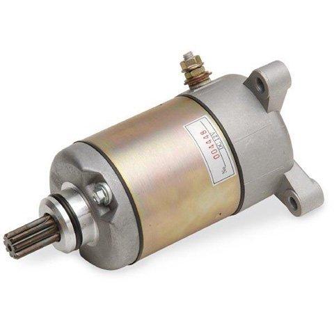 Honda Starter Motor, Manufacturer: Ricks, Manufacturer Part Number: 61-195-Ad, Stock Photo - Actual Parts May Vary.