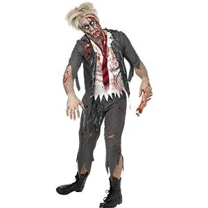 Zombie Fancy Dress Costume