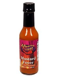 Yellow Fever- Hot Honey Mustard Sauce