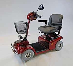 Roma Medical Shoprider Sovereign 4 Mid Size Mobility Scooter