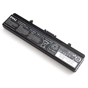 Genuine Dell Battery for Inspiron 1525, 1526, 1545 - 0WK380, 0WK381, 0WP193, 0X284G, 0XR682, 0XR693, 0XR694, 0XR697, C601H, CR693, D608H, GP252, GP952, GW240, GW241, GW252, HP277, HP287, HP297, M911G, P505M, PD685, RN873, RU573, RU583