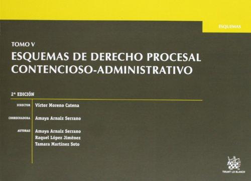 tomo-v-esquemas-de-derecho-procesal-contencioso-administrativo