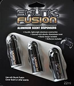 Farr Skunk Fusion Scent Aluminum Dispensers by Farr Outdoors Inc