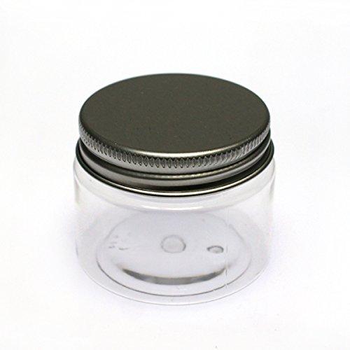大きめクリアケース30ml ジェルネイル用品や大き目のパーツ、大量パーツなどを保管
