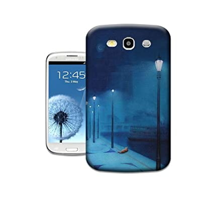 XYANW beautiful peacock and skull picture of TUP new style scratch-proof phone case for samsung galaxy s3