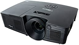 Optoma DW333 Full 3D WXGA 3000 Lumen DLP Multimedia Projector with HDMI, 18,000:1 Contrast Ratio and 10,000 Hour Lamp Life