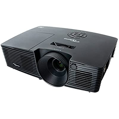 Optoma DW333 Full 3D WXGA 3000 Lumen DLP Multimedia Projector with HDMI, 18,000:1 Contrast Ratio and 10,000 Hour...