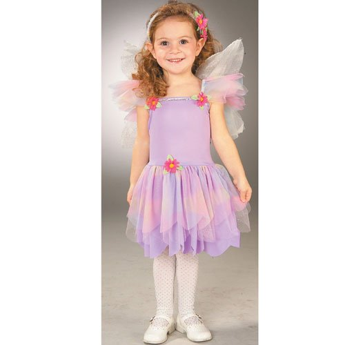 【ベビー服・衣装】蝶の妖精 コスプレ衣装【コスチューム】ハロウィン Butterfly Fairy Toddler♪ハロウィン♪サイズ:Toddler 2-4