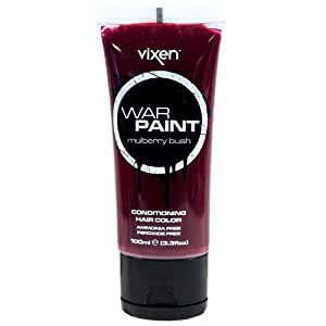 Amazon Com Vixen War Paint Mulberry Bush Conditioning