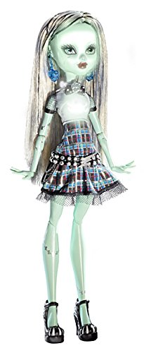 Monster High It's Alive Frankie Stein Doll - 1