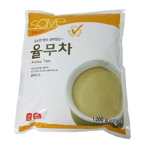 [Health Tea] Korea Food Job'S Tears Adlay Tea 1000G 율무차