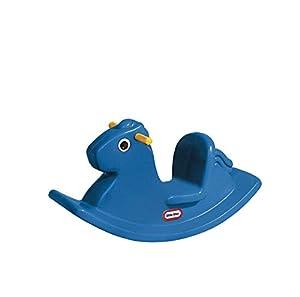 Little Tikes Rocking Horse - Blue(1)