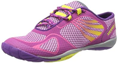 Merrell Pace Glove 2 Women's Running Shoes - 6.5 - Pink
