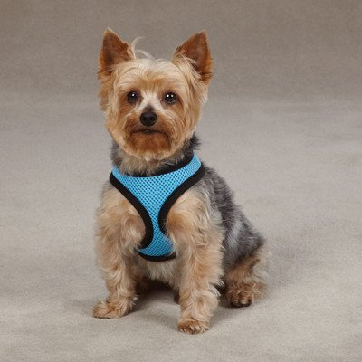 Casual Canine Pastel Mesh Dog Harness, X-Small, Pink