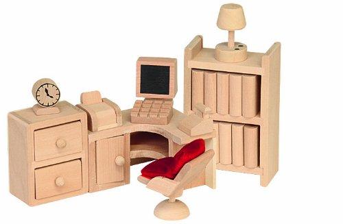 Muebles casa munecas madera 20170810142314 - La casa de madera muebles ...