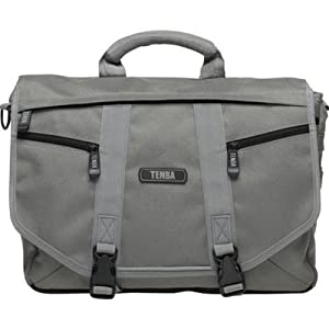 Tenba Mini Messenger Bag (Platinum)