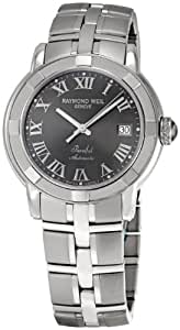Raymond Weil Men's 2841-ST-00608 Parsifal Grey Dial Watch