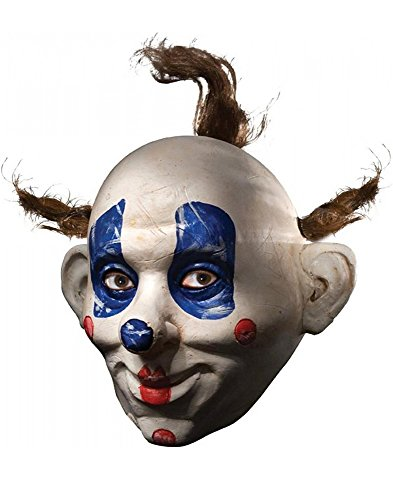 Batman The Dark Knight Joker Henchman Spare Clown Costume Mask