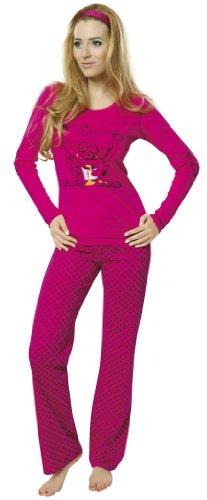Women´s Nightwear / Cotton Pyjamas - different colors - Made in EU