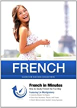 French in Minutes: How to Study French the Fun Way (Made for Success Collection)(Library Edition)