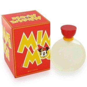 Minnie Mouse pour Des Femme Coffret - 50 ml Eau de Toilette Vaporisateur + 75 ml Gel Douche + Tin Lunchbox