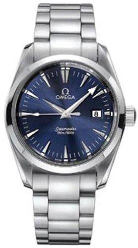 Omega Men's 2517.80.00 Seamaster Aqua Terra Quartz Watch